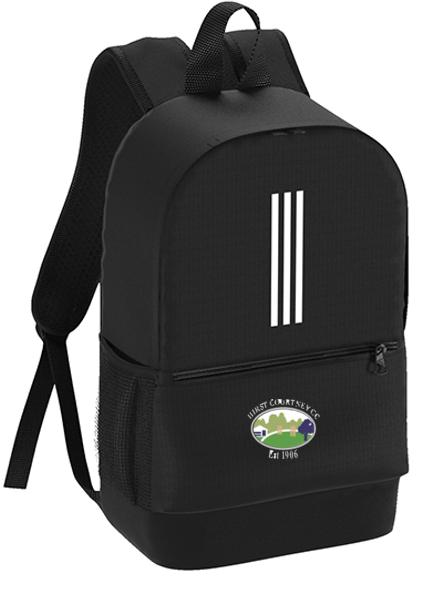 Hirst Courtney CC Black Training Backpack