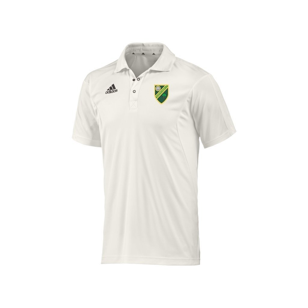 Marston Green CC Adidas S/S Playing Shirt