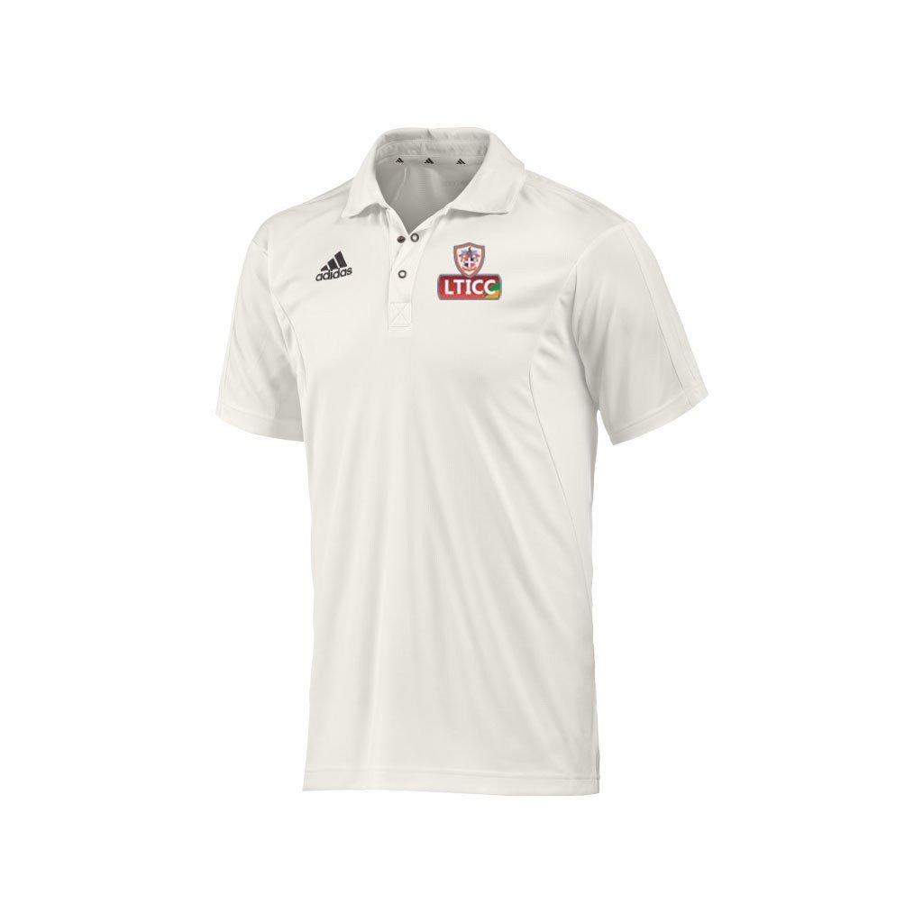 Luton Town & Indians CC Adidas S/S Playing Shirt