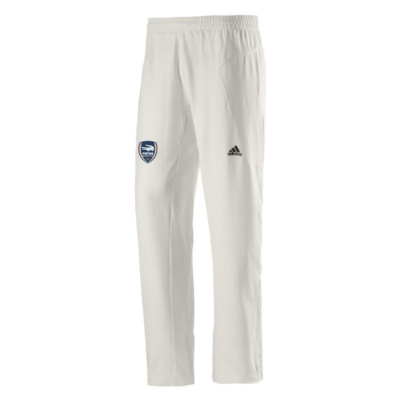 Pirton CC Adidas Playing Trousers