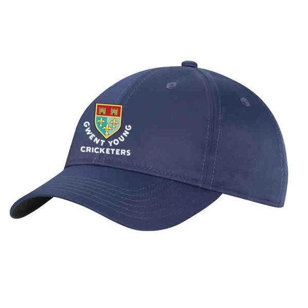 Gwent Young Cricketers Navy Baseball Cap
