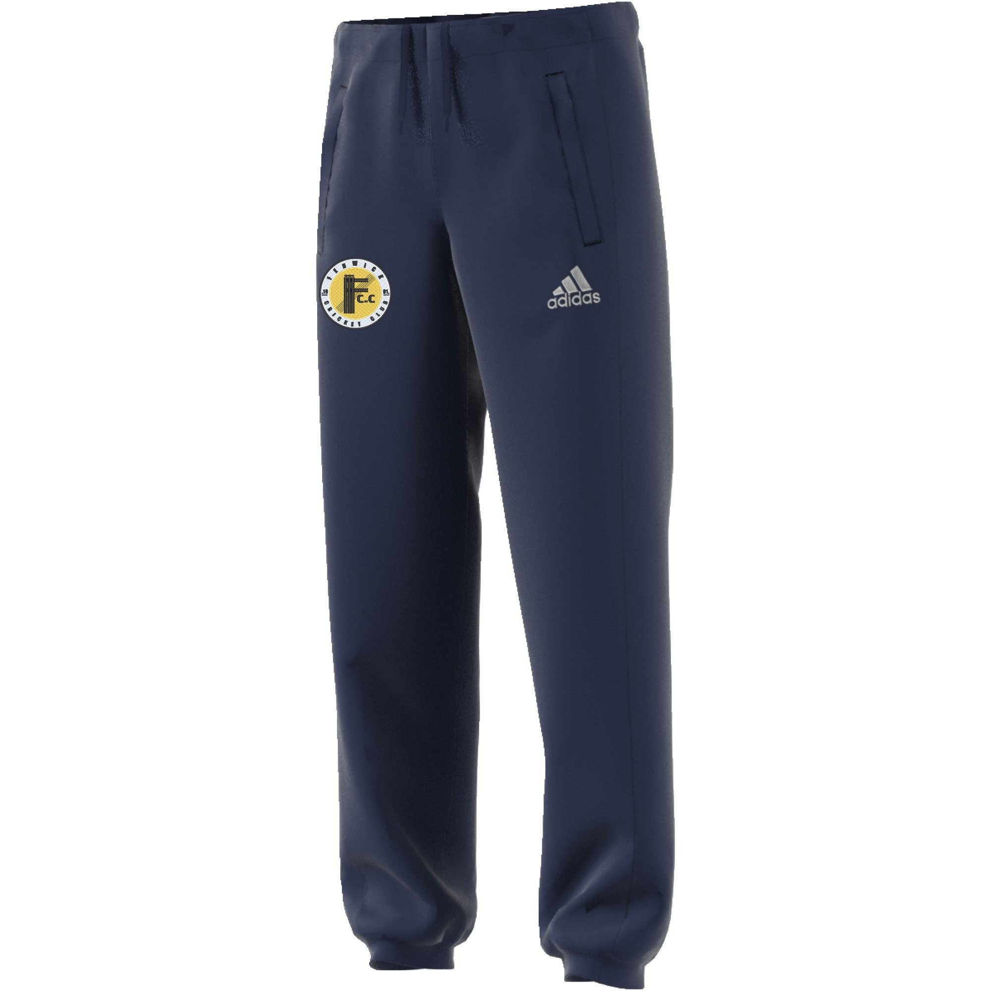 Fenwick CC Adidas Navy Sweat Pants