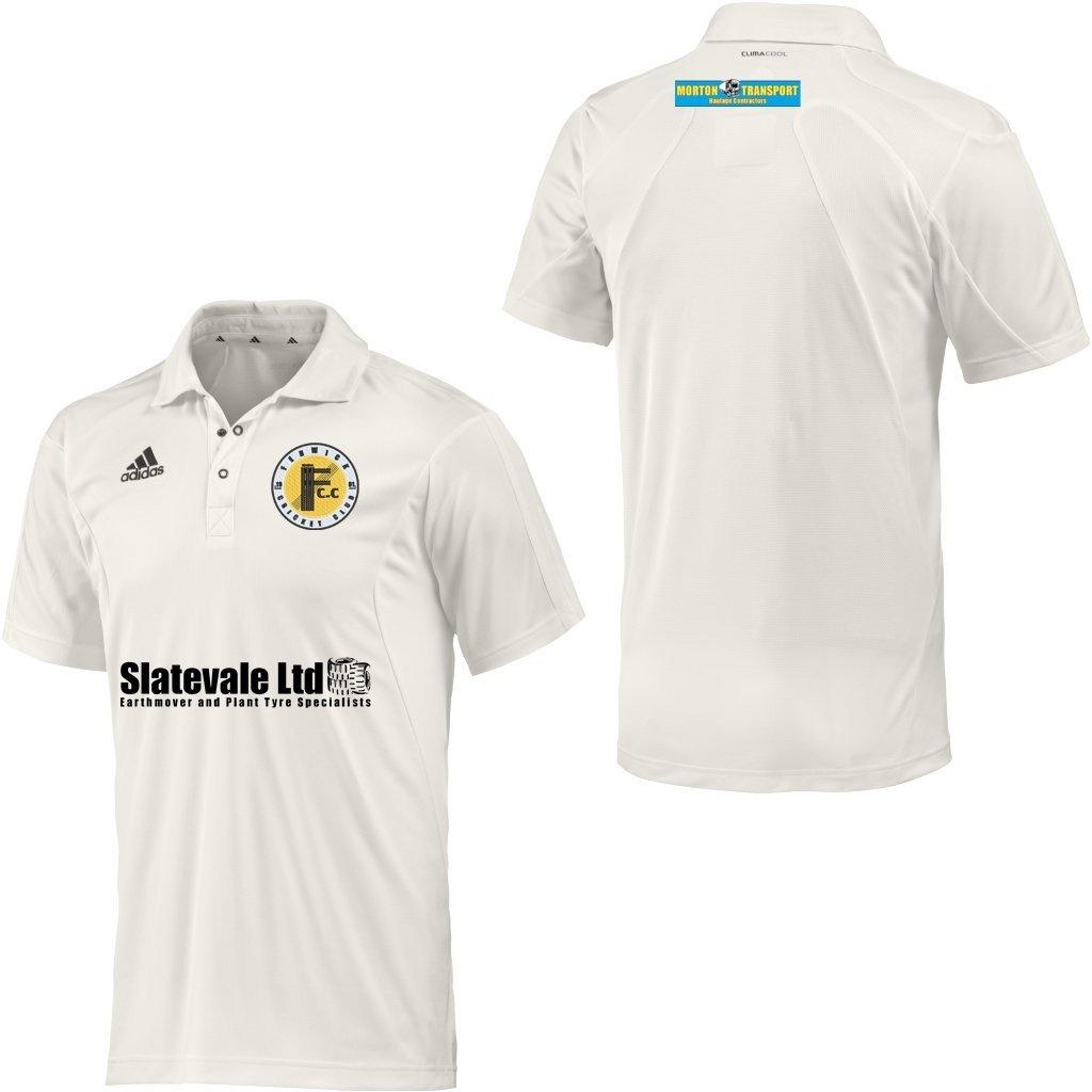 Fenwick CC Adidas S/S Playing Shirt