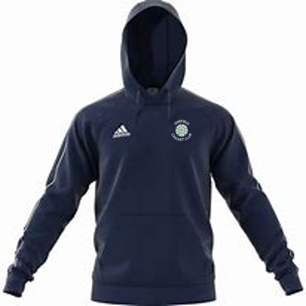 Darfield CC Adidas Navy Junior Fleece Hoody