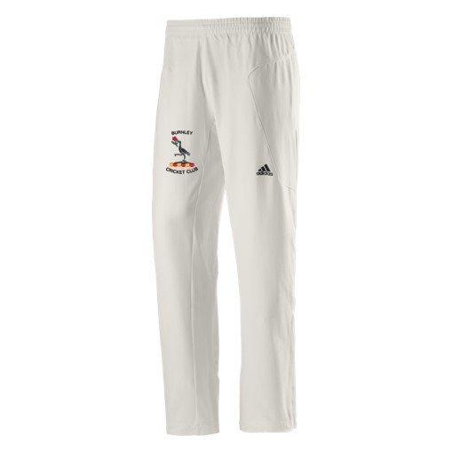 Burnley CC Adidas Elite Junior Playing Trousers