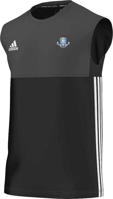 Sheffield University CC Adidas Black Training Vest