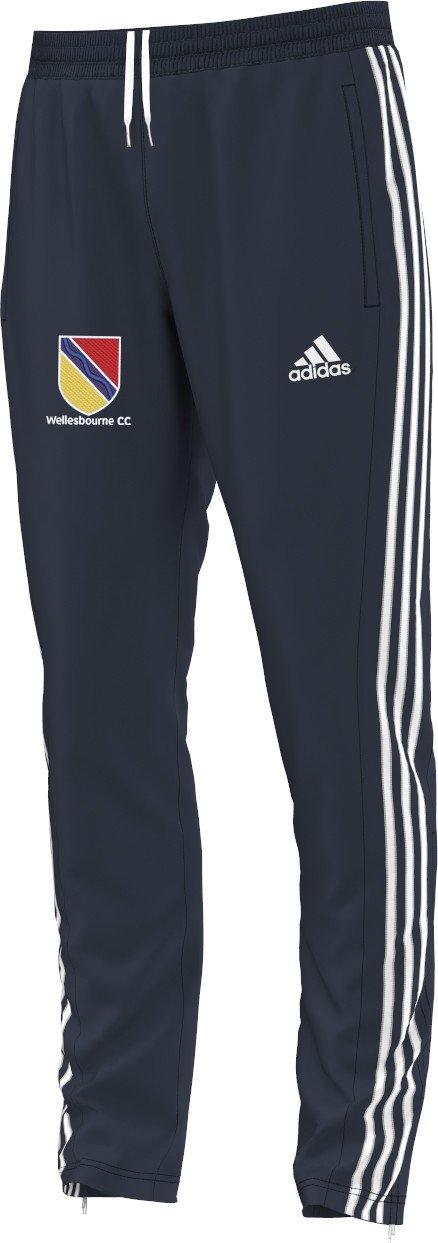 Wellesbourne CC Adidas Navy Training Pants