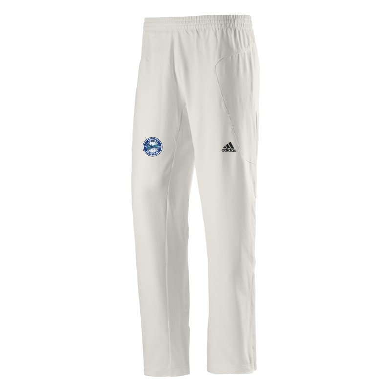 Lostock CC Adidas Elite Junior Playing Trousers