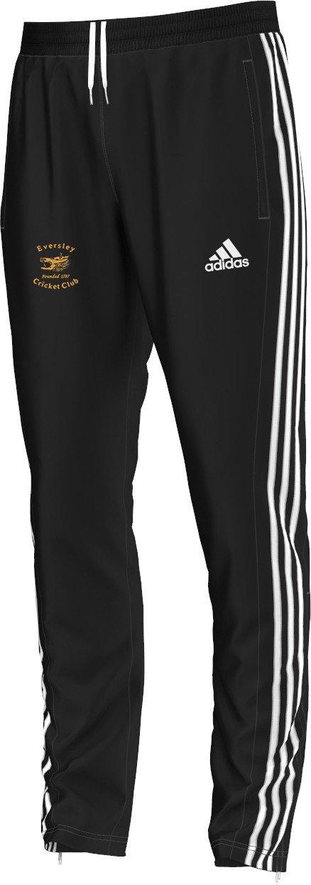 Eversley CC Adidas Black Junior Training Pants