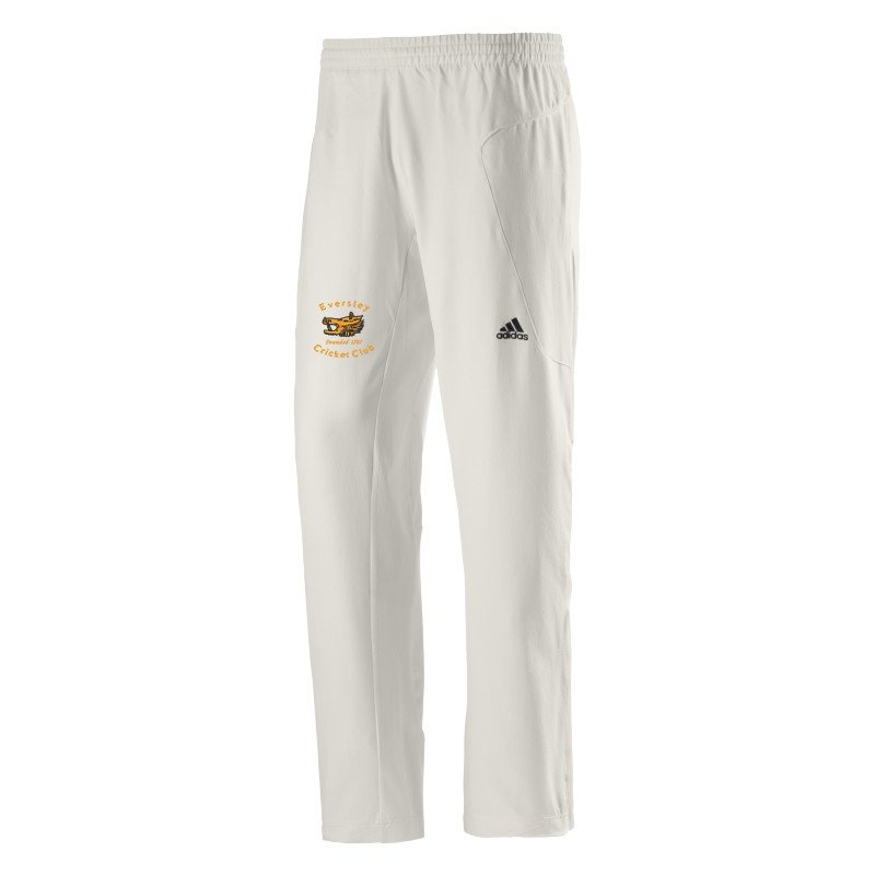 Eversley CC Adidas Elite Junior Playing Trousers
