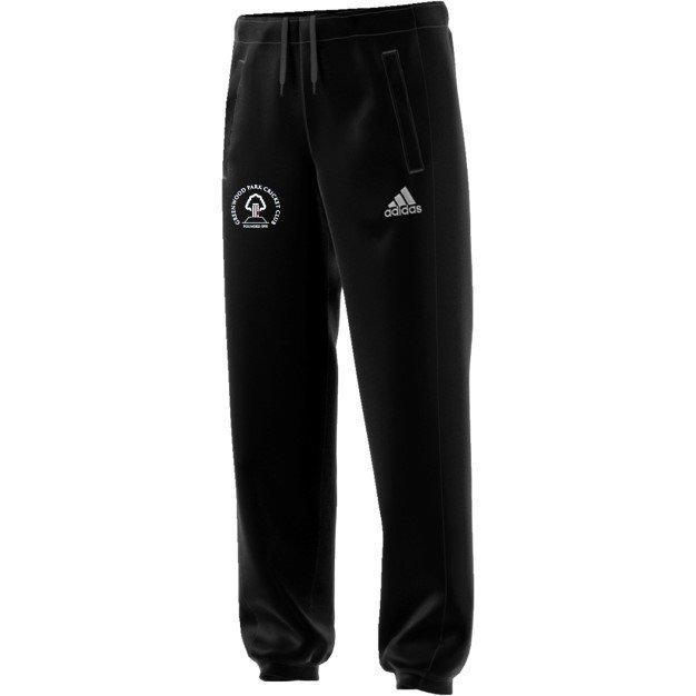 Greenwood Park CC Adidas Black Sweat Pants
