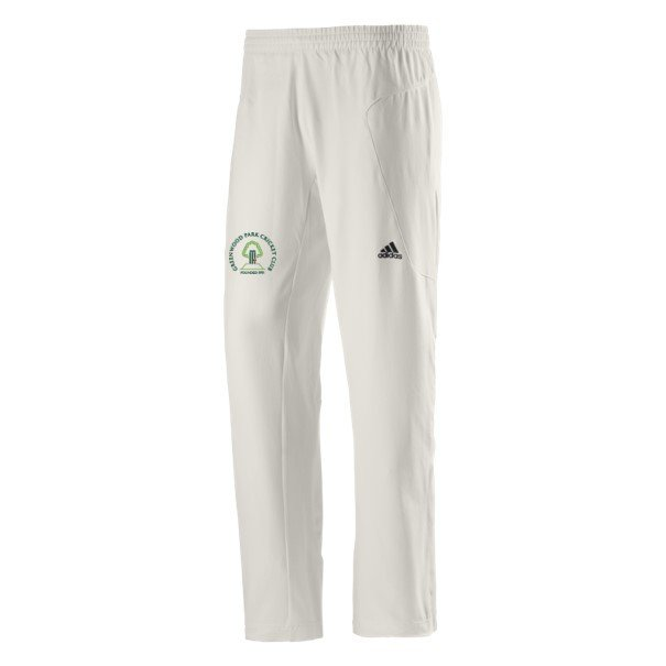 Greenwood Park CC Adidas Elite Playing Trousers