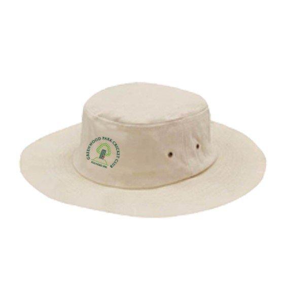 Greenwood Park CC Sun Hat