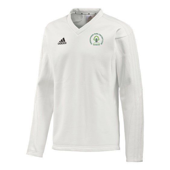 Greenwood Park CC Adidas L/S Playing Sweater