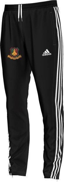Ferguslie CC Adidas Black Junior Training Pants