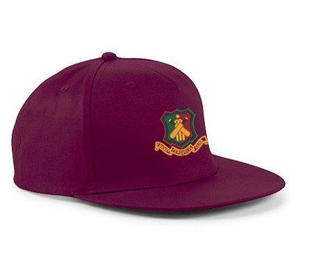 Ferguslie CC Maroon Snapback Hat