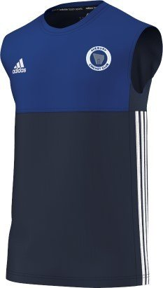 Avebury CC Adidas Navy Training Vest