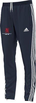 Burbage and Easton Royal CC Adidas Navy Training Pants