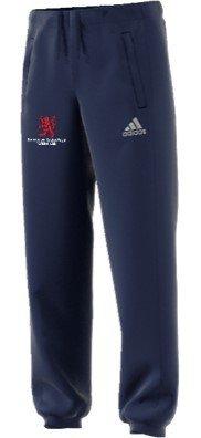Burbage and Easton Royal CC Adidas Navy Sweat Pants