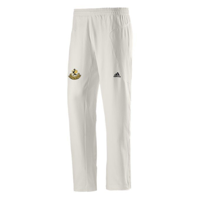 Ribblesdale Wanderers Cricket and Bowling Club Adidas Elite Junior Playing Trousers