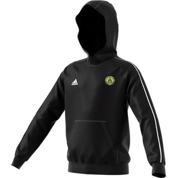 Wokingham CC 3rd & 6th XI Adidas Black Junior Hoody