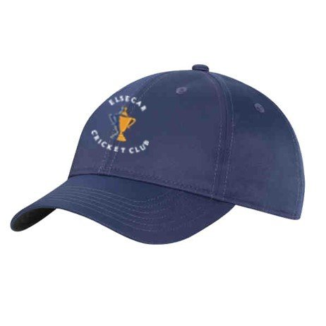 Elsecar CC Navy Baseball Cap