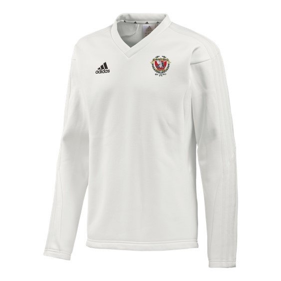 St George's Church CC Adidas L/S Playing Sweater