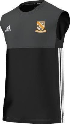 Frecheville Community CC Adidas Black Training Vest