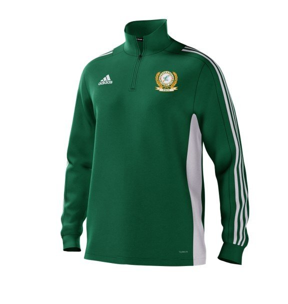 Pak Shaheen CC Adidas Green Training Top