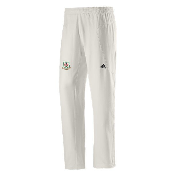 Hensall CC Adidas Elite Playing Trousers
