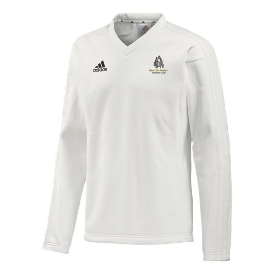Bolton Abbey CC Adidas L/S Playing Sweater