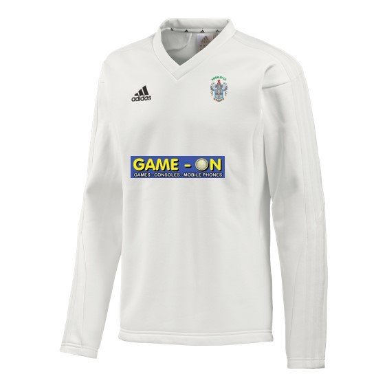 Keighley CC Adidas L/S Playing Sweater