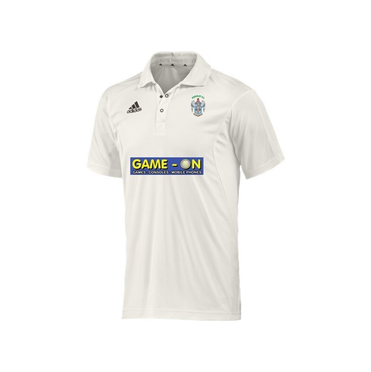 Keighley CC Adidas Elite S/S Playing Shirt