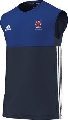 Colne CC Adidas Navy Training Vest