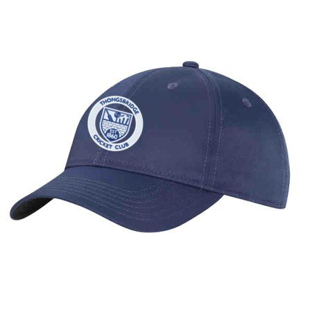 Thongsbridge CC Navy Baseball Cap