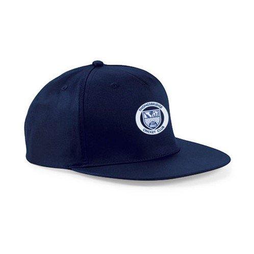 Thongsbridge CC Navy Snapback Hat