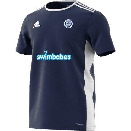Thongsbridge CC Adidas Navy Training Jersey