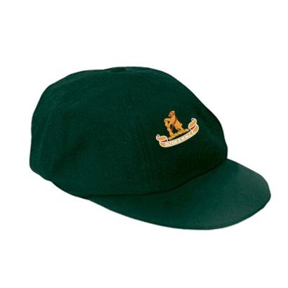 Olton and West Warwicks CC Green Baggy Cap