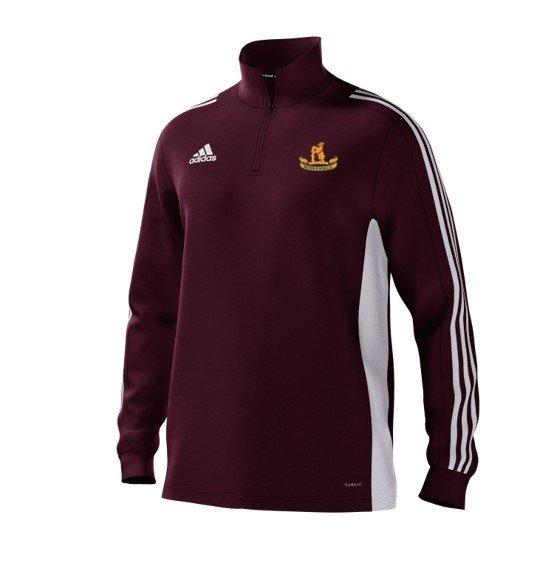 Olton and West Warwicks CC Adidas Black Sweat Pants