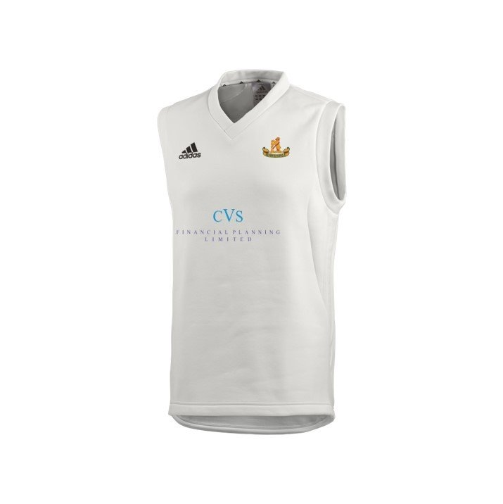 Olton and West Warwicks CC Adidas S/L Playing Sweater