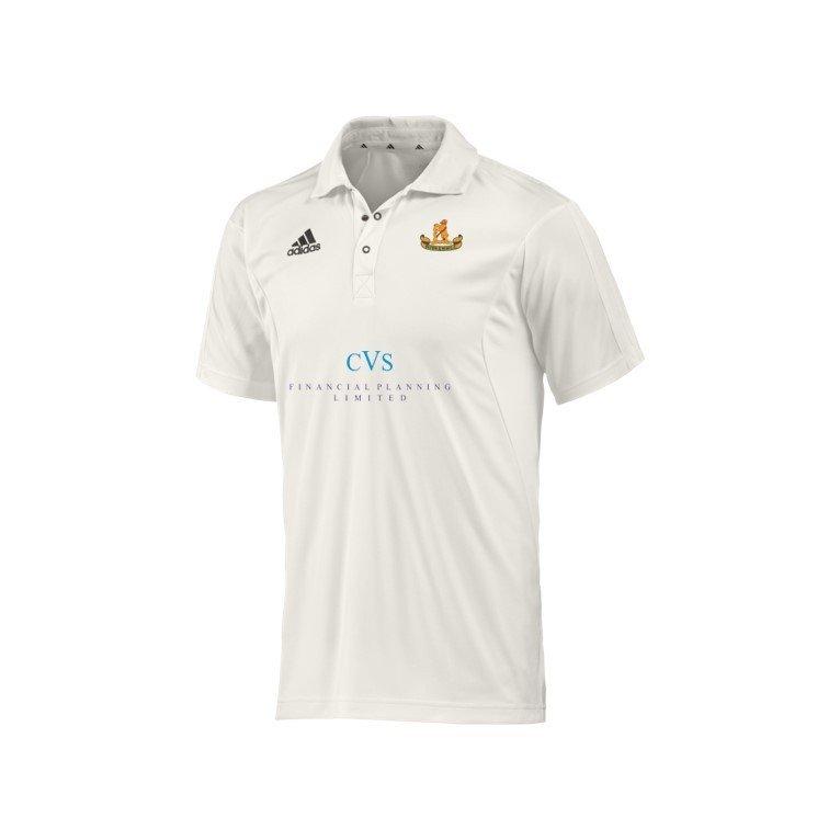 Olton and West Warwicks CC Adidas Elite S/S Playing Shirt