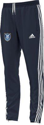 Pagham CC Adidas Junior Navy Training Pants