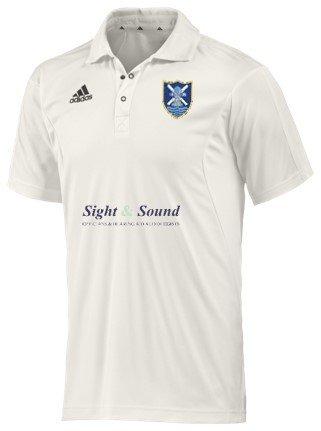 Pagham CC Adidas Elite Junior Playing Shirt