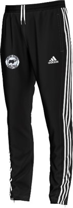 Hooton Pagnell CC Adidas Junior Black Training Pants