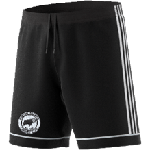 Hooton Pagnell CC Adidas Black Junior Training Shorts