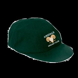 Airedale CC Green Baggy Cap