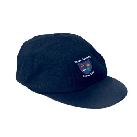 Temple Sowerby CC Navy Baggy Cap