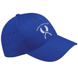 Mirfield CC Royal Blue Baseball Cap