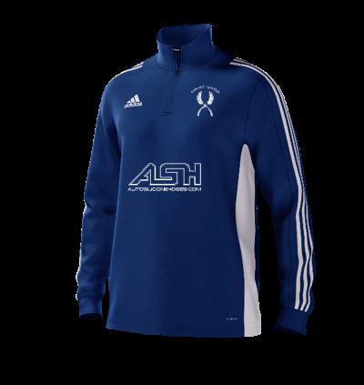 Mirfield CC Adidas Blue Training Top
