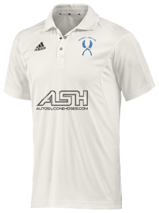 Mirfield CC Adidas Elite S/S Playing Shirt